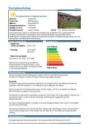 KB Afd.17 - Energimærkning4.pdf - Kolstrup Boligforening