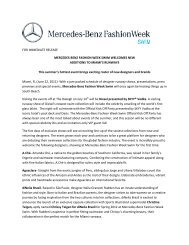 mercedes-benz fashion week swim welcomes new additions to