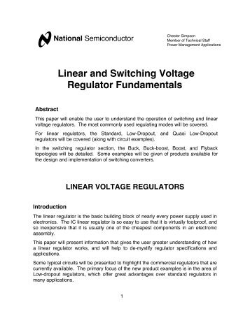 linear and switching voltage regulator fundamentals national ?quality=85 multi voltage m800 elite speed switch 4b wg1-4b-4 wiring diagram at gsmx.co
