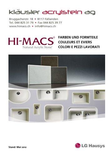 Farben + Formteile 2012