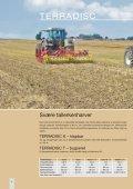 terradisc/vinodisc - Alois Pöttinger Maschinenfabrik GmbH - Page 4