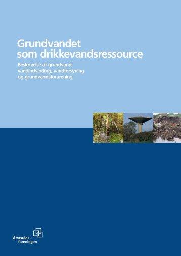 Grundvandet som drikkevandsressource - Skive.dk