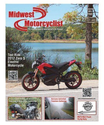 November 2012 - Midwest Motorcyclist