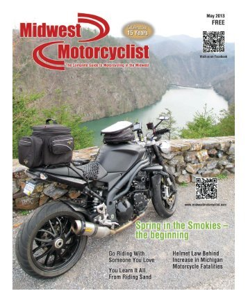 2013 - Midwest Motorcyclist