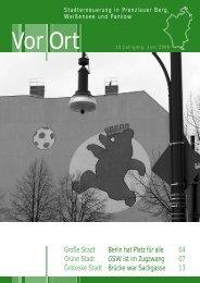 Große Stadt Berlin hat Platz für alle 04 Grüne Stadt GSW ist im ...