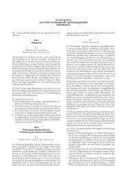 Landesgesetz zum Schutz von Kindeswohl und Kindergesundheit ...