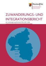 zuwanderungs - Ministerium für Integration, Familie, Kinder, Jugend ...