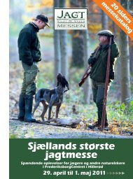 Sjællands største jagtmesse