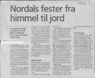 1995 - Nord-als fester fra himmel til jord - nb-arkivportal