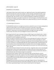 URANTIA BOGEN - Kapitel 58 ETABLERING AF LIV PÅ URANTIA I ...