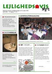 Vedligehold - Hosting by Talk Active
