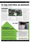 Stor opbakning fra dyre- og maskinudstillere - pladsen er fyldt ... - LRØ - Page 5