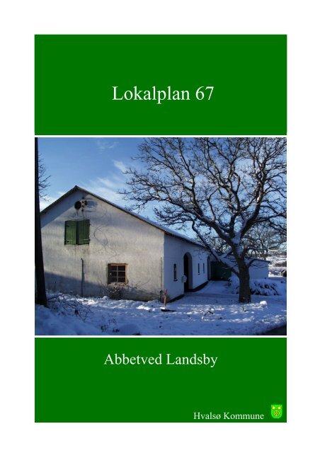 Lokalplan 67 - Lejre Kommune