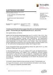 3. Rundschreiben zum AsylbLG vom 06.11.2012 - Ministerium für ...