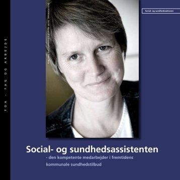 Social- og sundhedsassistenten - FOA