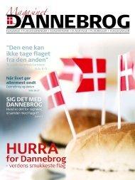 for Dannebrog - Danmarks-samfundet