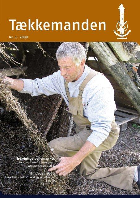 Tækkemanden 3/2009 - Dansk Tækkemandslaug