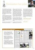 Tækkemanden 3/2009 - Dansk Tækkemandslaug - Page 3