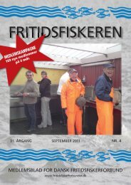 Blad nr. 4 - Dansk Fritidsfiskerforbund