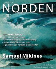 Samuel Mikines - Forsiden - Foreningen Norden