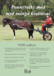 Ponnysulky med med många kvalitéer! - iFokus