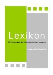Lexikon zum Download - Migration-online