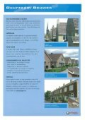 "Page 1 Dakgoten 8 Windverej polyester bouwproducten I ""w e Page ... - Page 3"