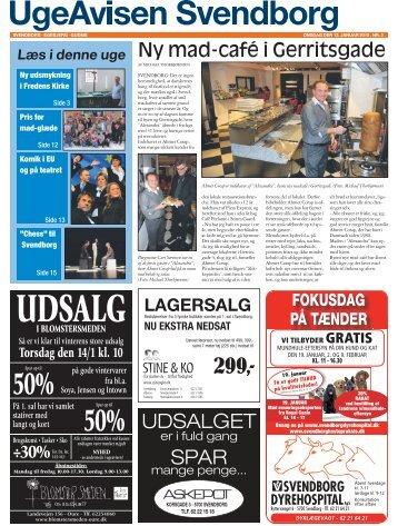 Svendborg - LiveBook