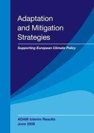 Adaptation and Mitigation Strategies - Mike Hulme