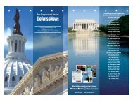 Congressional Leadership Profile Series - Military Times