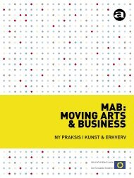 MAB: MOVING ARTS & BUSINESS - Artlab