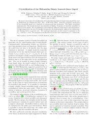 Crystallization of the Wahnström Binary Lennard-Jones Liquid