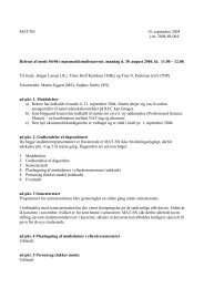 MAT/SN 10. september 2004 j.nr. 2004-68-064/ Referat af møde 04 ...