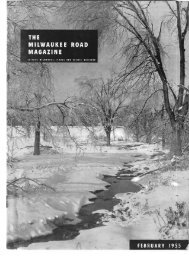 FEBRUARY 1955 - Milwaukee Road Archive
