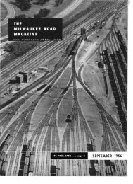 September, 1956 - Milwaukee Road Archive