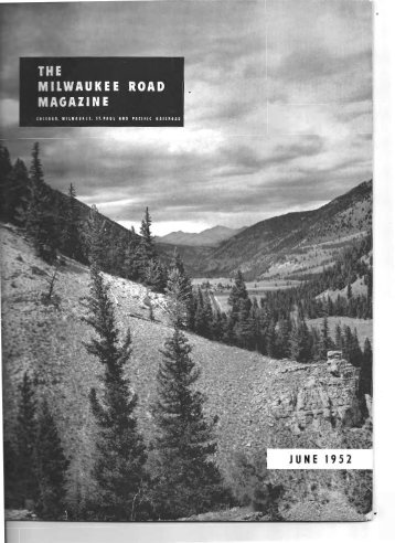 June, 1952 - Milwaukee Road Archive