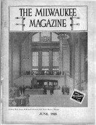 June, 1925 - Milwaukee Road Archive