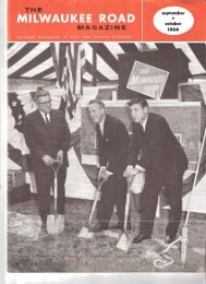 September-October 1964 - Milwaukee Road Archive