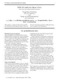 Corel Ventura - BATCH008.CHP - Forsikrings- og Erstatningsretlig ...