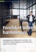 i Magasinet Dating marts 2008 - Thomas Magnussen - Skuespiller - Page 2