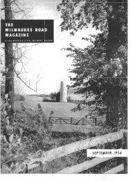 1954 - Milwaukee Road Archive