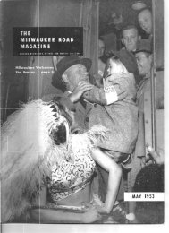 May, 1953 - Milwaukee Road Archive