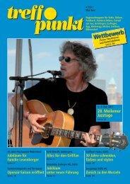 28. Meilemer Jazztage - treffpunkt-verlag.ch