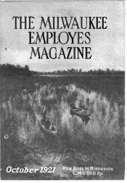 the milwaukee,: . ,'employes - Milwaukee Road Archive