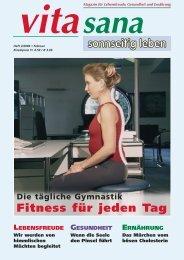 Fitness für jeden Tag