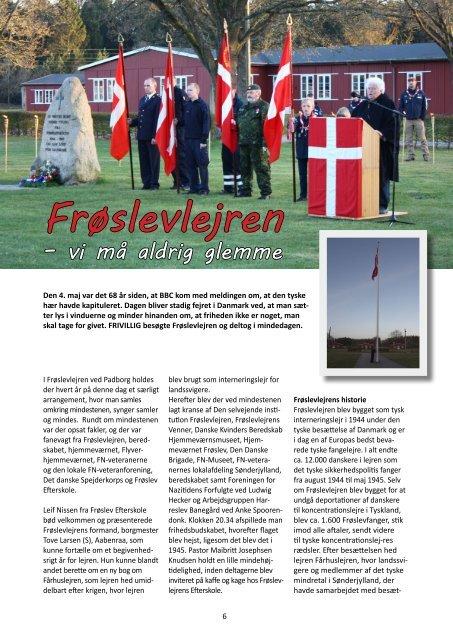 FRIVILLIG Maj 2013 - Beredskabsforbundet