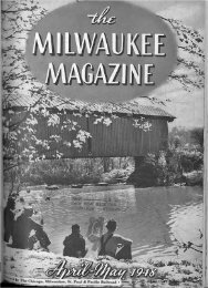 April/May 1948 - Milwaukee Road Archive