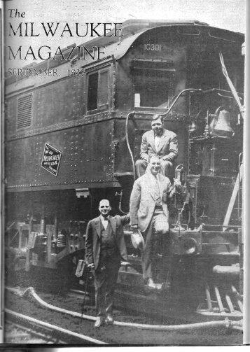 September, 1927 - Milwaukee Road Archive