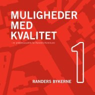 MULIGHEDER MED KVALITET - Randers Kommune