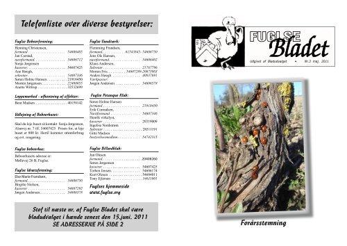 2011 Nr 3 maj PDF format - Fuglse